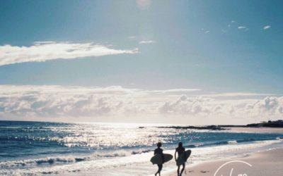 Sea, surf & sun !