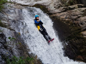 canyoning ardèche -pour les aventuriers