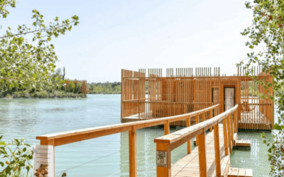 Top 10 des hébergements éco-responsables de rêve pour prolonger l'été