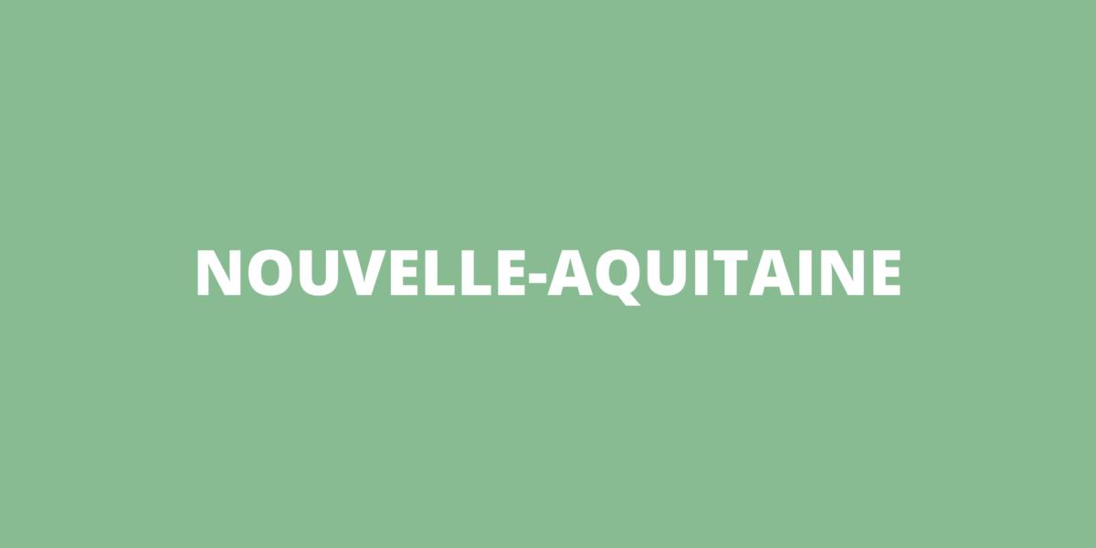Aides COVID-19 Nouvelle-Aquitaine