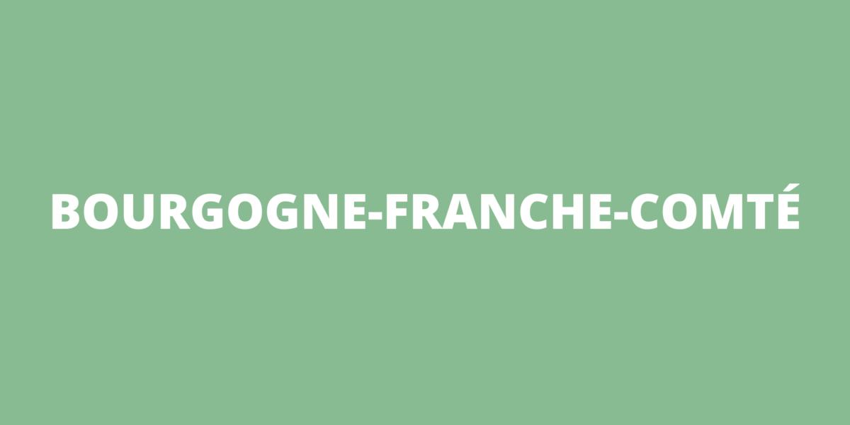 Aides COVID-19 Bourgogne-Franche-Comté