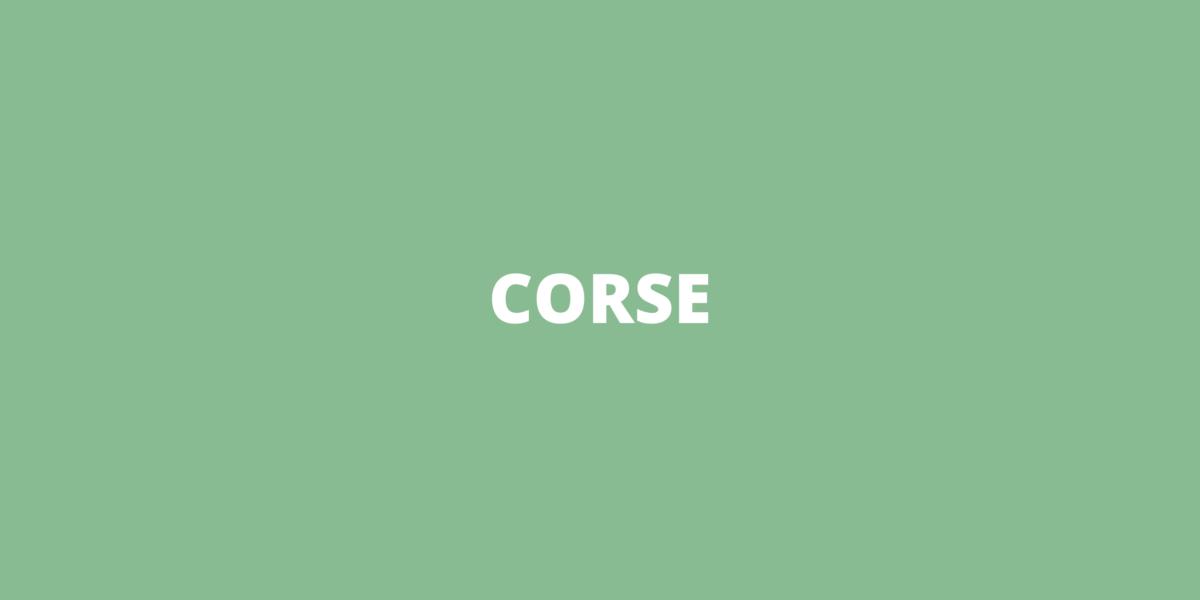 Aides COVID-19 Corse