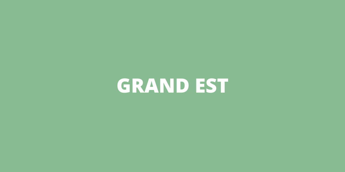 Aides COVID-19 Grand Est