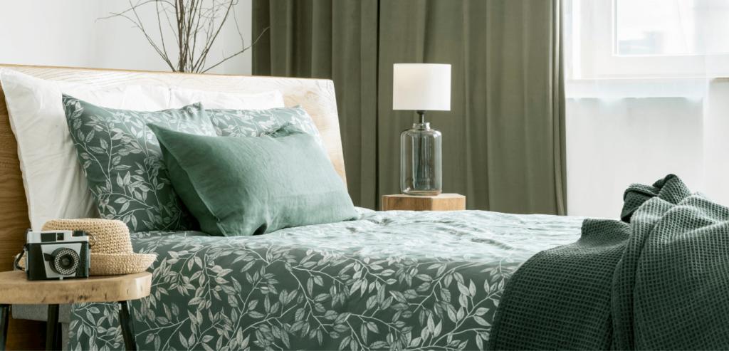 4 labels pour le linge de lit