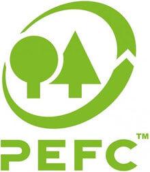 Logo du label PEFC