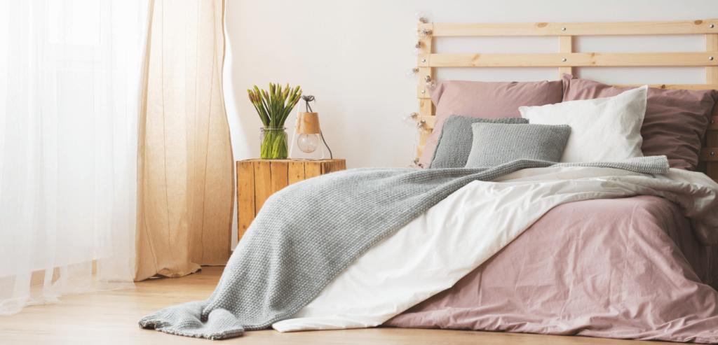 Quel linge de lit allier écologie et nuit de folie ?