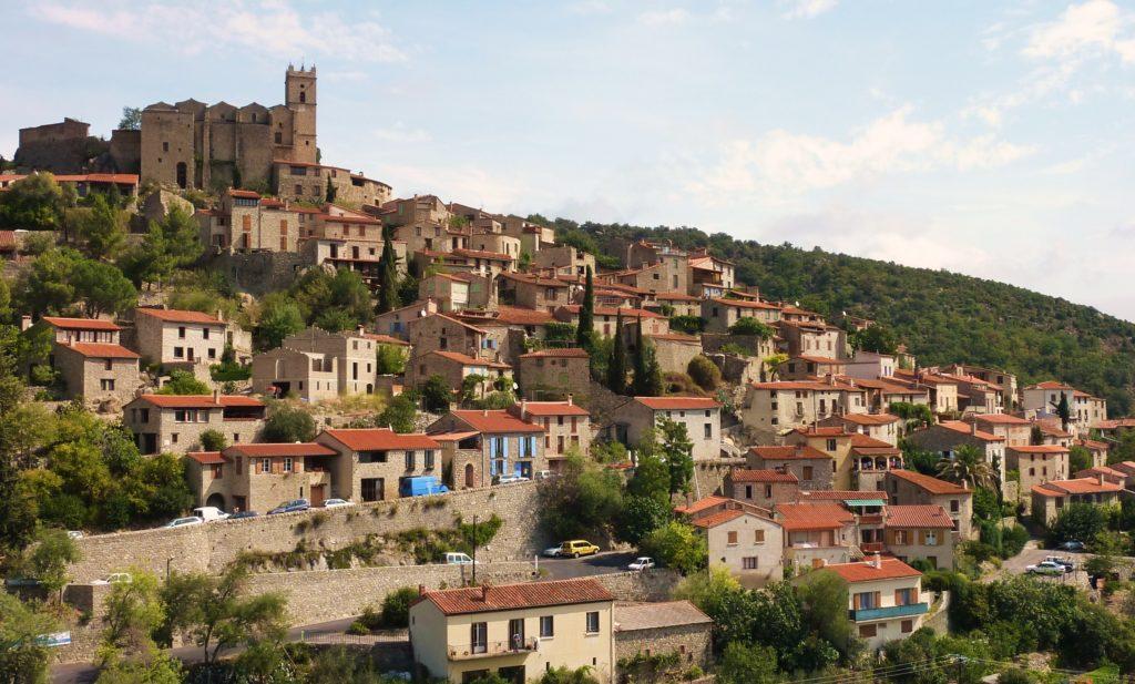 Eus village montagne Pyrénées