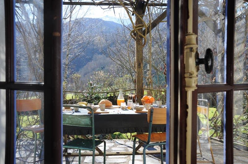 Hébergements vacances Pyrénées