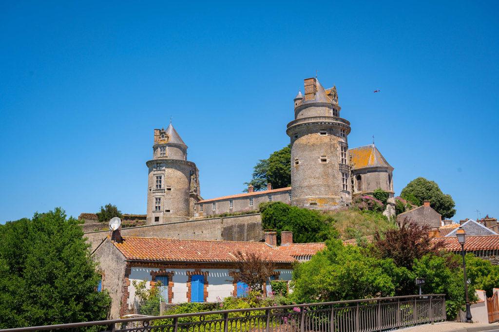 Apremont - Vendée